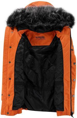 kjcu228304 7 300x460 - Dětská zimní bunda ALPINE PRO ICYBO 5