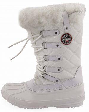 matti white 2 300x377 - Dámská zimní obuv Geographical Norway