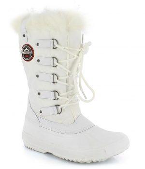 matti white 3 300x349 - Dámská zimní obuv Geographical Norway