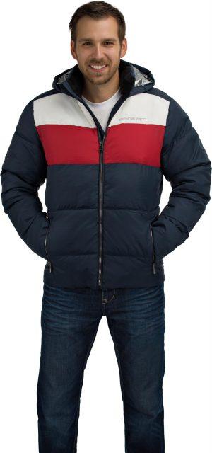 mjcu522602g 4 300x640 - Pánská zimní bunda ALPINE PRO GAREN