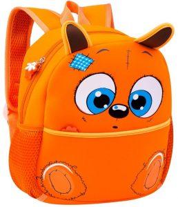 s926114 1 258x300 - Dětský neoprenový batoh medvídek
